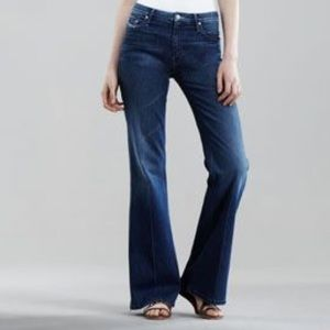 Mother Mellow Drama Stardust Jeans